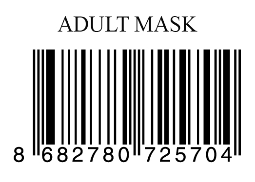 Edsa adult Mask